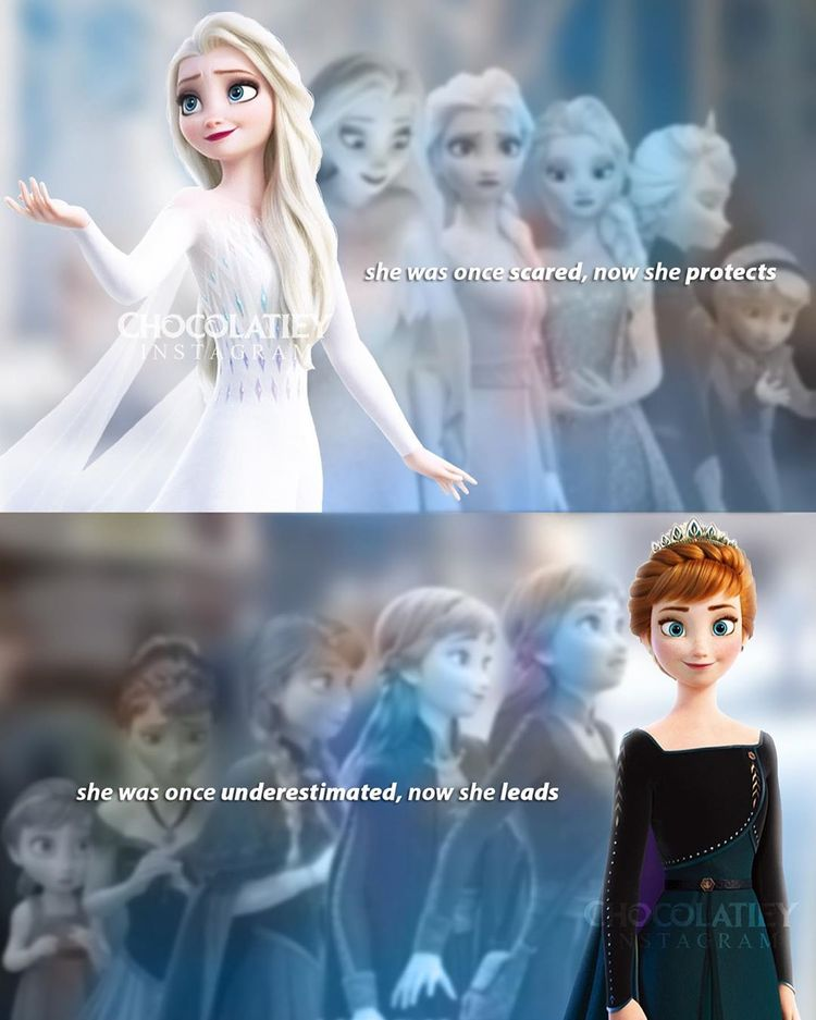 """Reynia- ACTUALLY I'M ANNA on Instagram: """"— """"Grow Yourself. 😌"""" Today is Taylor Swift's big day, Friday the 13th, Frozen II Sing-Along's first release in my country, Frozen II's…"""""""