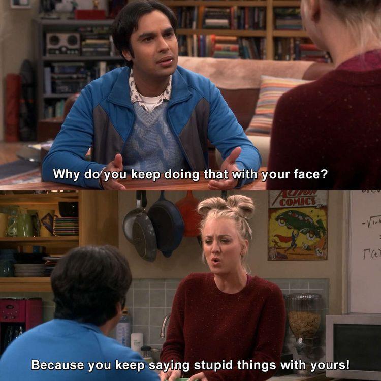 The Big Bang Theory - The Geology Methodology #RajeshKoothrappali #Penny #TheBigBangTheory #TheGeologyMethodology #tbbt #bigbangtheory #bbt #joke #funnymemes