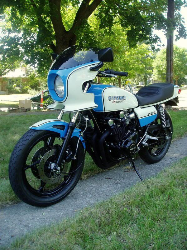 My Wes Cooley's done - CycleWorld Forums