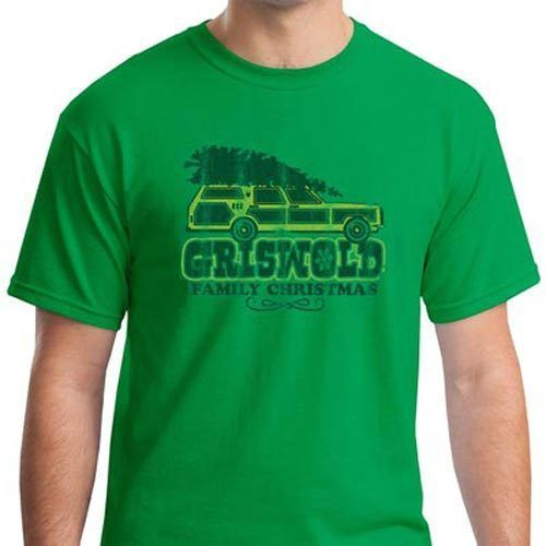 e7c14741 $12.95 - Griswold National Lampoon's Christmas Movie Vacation Family Gift  Funny T-Shirt #ebay
