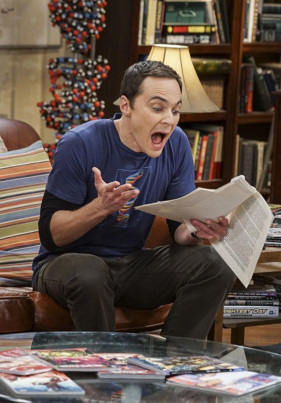 The Big Bang Theory Photo Preview: Hey, Jealousy!