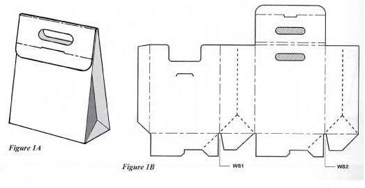 pattern paper bag Поиск в google