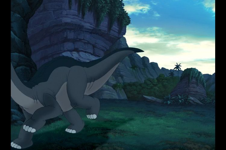 Land Before Time Rescuing