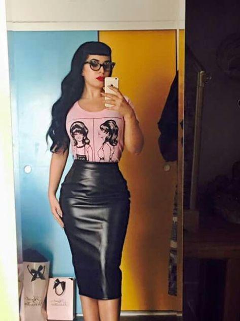 Inspiração : looks para quem quer se vestir como uma Pin-Up
