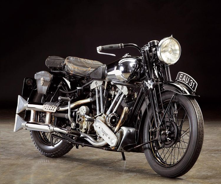 A collector's Brough Superior SS100 in original condition was once also owned by one of our writers and by George Brough himself. Read more…