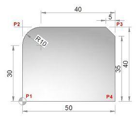 CNC Programming Examples - CNC Milling Machine | Tutorials