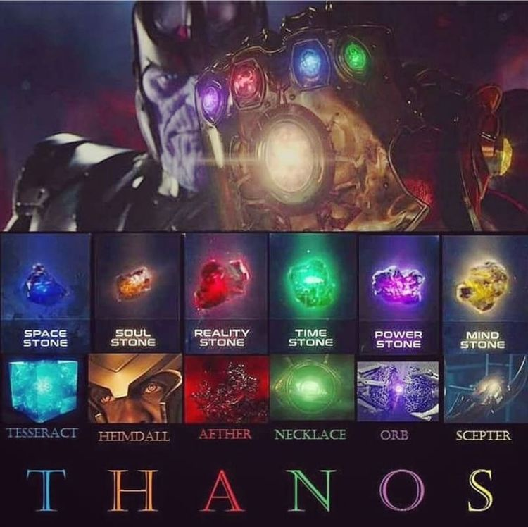 I Watched Every Marvel Movie In One Weekend And Now I'm Convinced The Soul Stone Is In Wakanda
