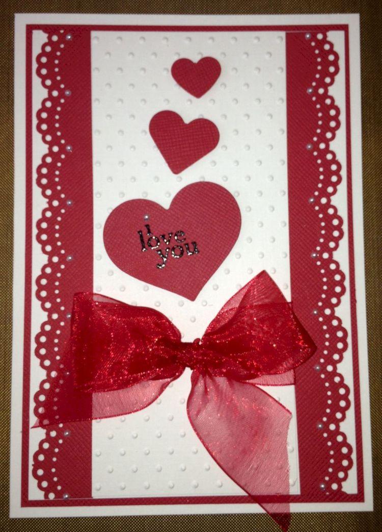 70 Cute Diy Valentines Day Cards Handmade Ideas