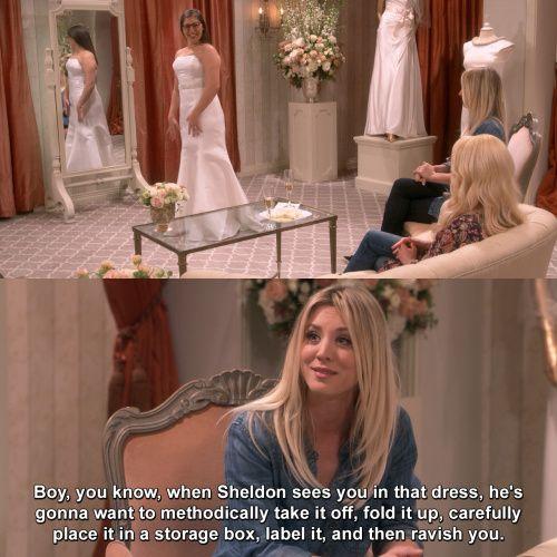 The Big Bang Theory - The Monetary Insufficiency #AmyFarrahFowler #Penny #TheBigBangTheory #TheMonetaryInsufficiency #tbbt #bigbangtheory #bbt #meme #memesdaily