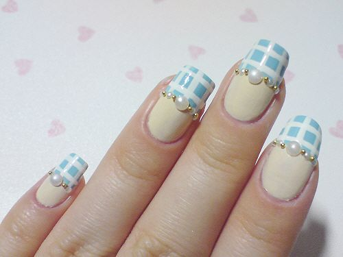 32 Beautiful Korean Nail Art Designs For 2015