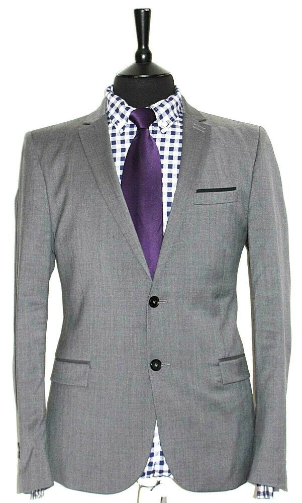 45619d106 eBay #Sponsored LUXURY MENS THE KOOPLES TAILOR MADE SUIT 38R W34 X L32