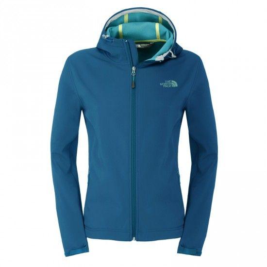 THE NORTH FACE Tedesco Plus Hoodie női softshell kabát c7feb9266c