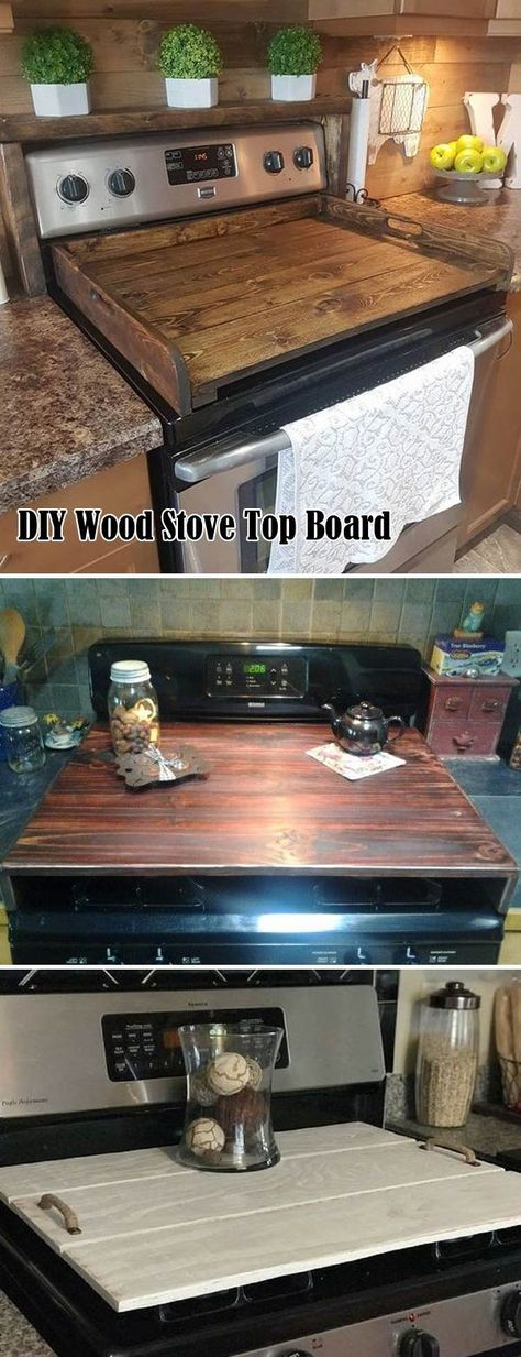 Cool And Rustic Wood Projects For Your Kitchen