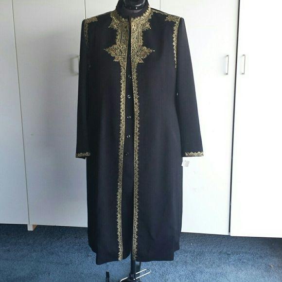 Women S Black Coat S To M Boutique