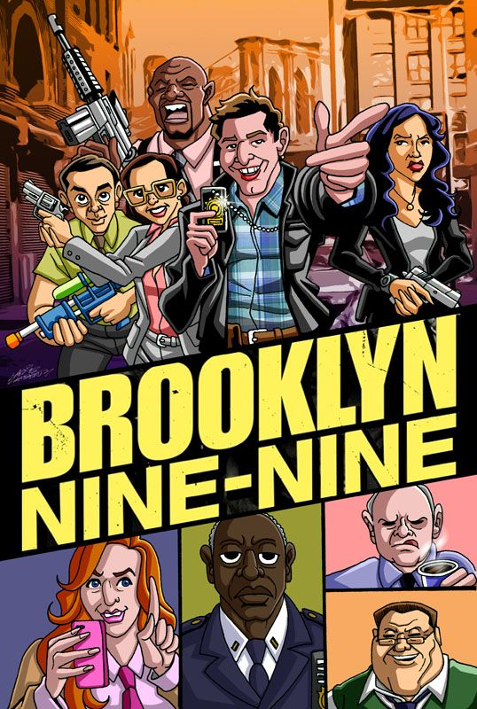 2013 Brooklyn Nine-Nine Image Results