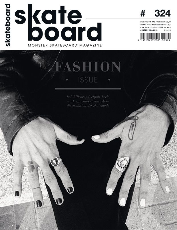 67f01a153a2 Monster Skateboard Magazin  324 - Fashion Issue