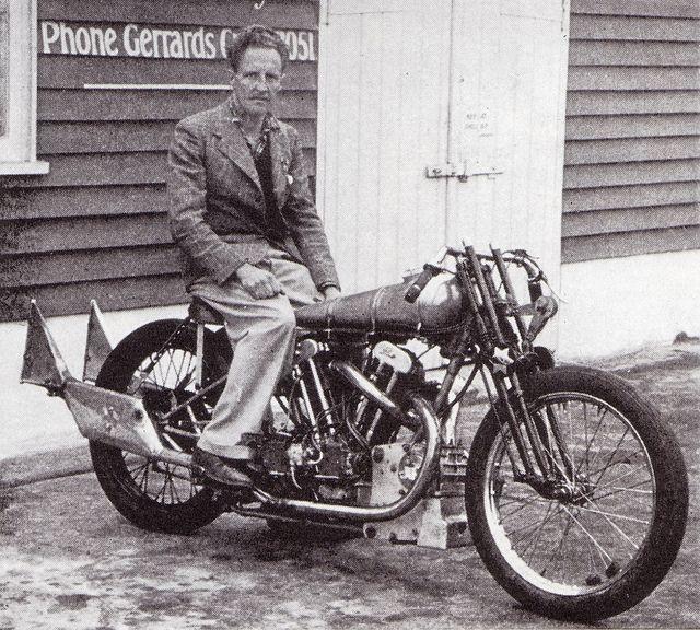 1930-39 Brough Superior 1000 | Flickr: Intercambio de fotos