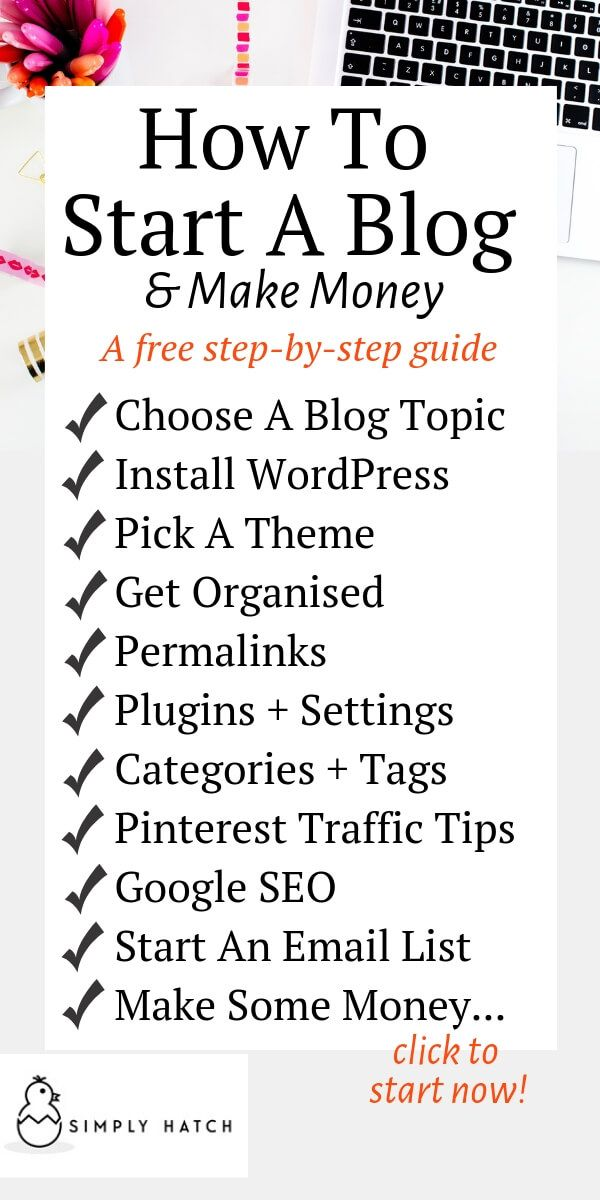 How To Make Money With A WordPress Blog (A FREE Step By Step Guide For Success)