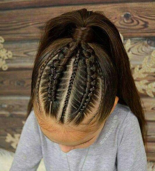 60 + idéias de penteado trançado mais deslumbrantes para mulheres e adolescentes ✿ - Página 55 de 61