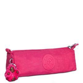 4fe718aa79 Estojo Freedom Rosa Cerise Pink Kipling