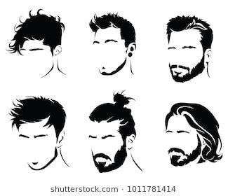 Barba Stock Vectores E Ilustrações