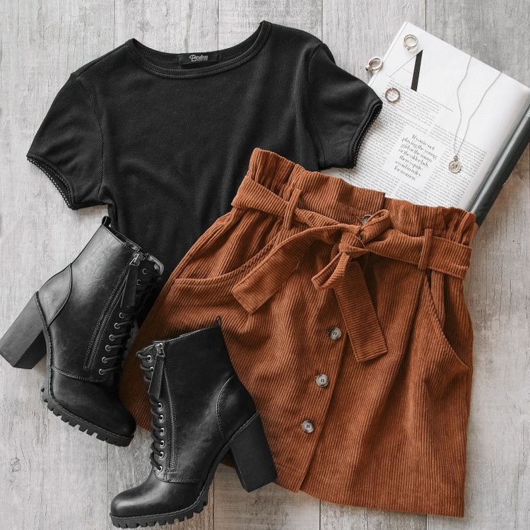 20 Chic Casual Outfits for Fall You Can Follow » Celebrity Fashion, Outfit Trends And Beauty Tips