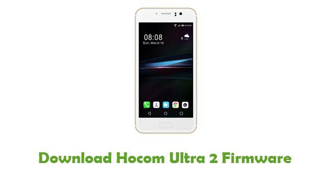 Hocom Ultra 2 Firmware Flash File [Lollipop ROM]