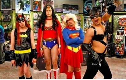 Call Me A Feminist But Halloween Costumes Need A Makeover