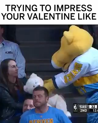 Trying To Impress Your Valentine..
