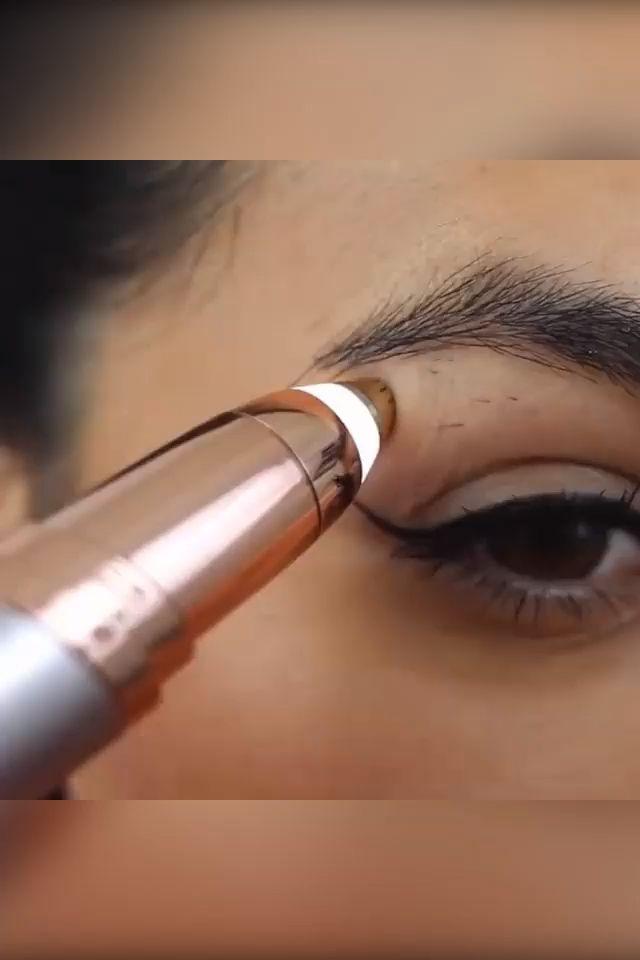 Eyebrow hair remover