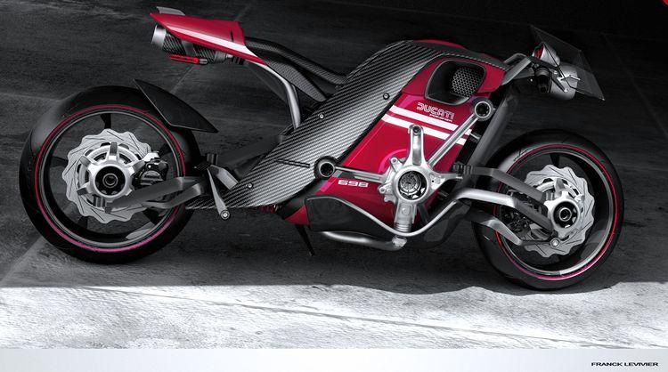 Ducati Potenza 01 by Frankikix   3D   CGSociety