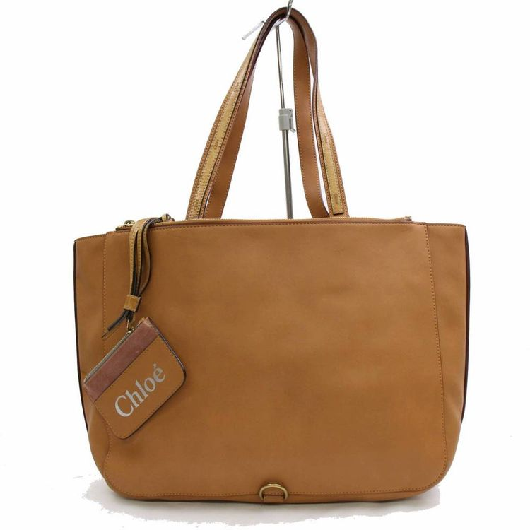 a512df2681 Authentic Chloe Shoulder Bag Light Brown Leather 265477  fashion  clothing   shoes  accessories  womensbagshandbags (ebay link)