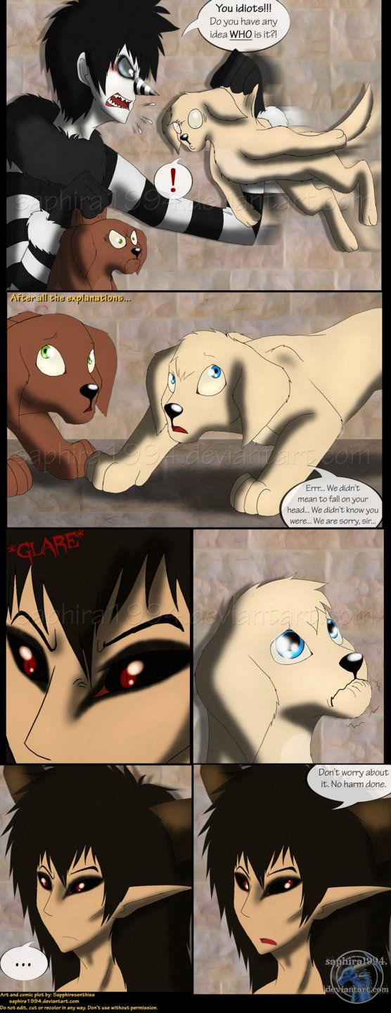 Adventures With Jeff The Killer - PAGE 68 by Sapphiresenthi