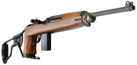 Inland Manufacturing M1A1 Paratrooper  30 Caliber Carbine W