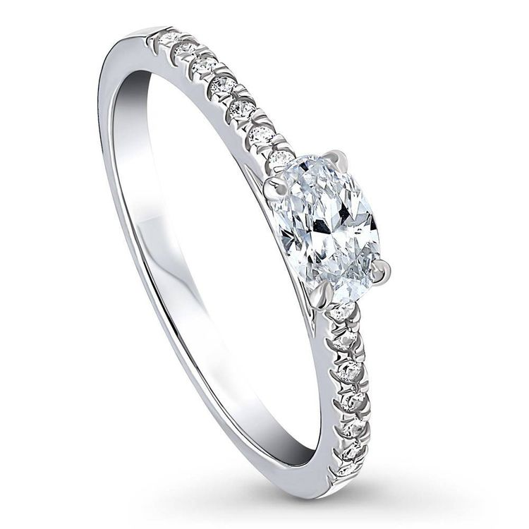 Girls Stylish accessories Jewelry Charm Silver Simple Round Earrings Princess Cut Cubic Zirconia Rhinestone Simulated Diamond Solitaire Wedding Engagement Women Fashion and Elegant Gift for Ladies