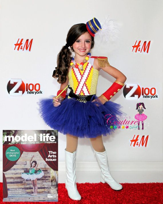 Katy Perry Toy Soldier Or Nutcracker Inspired Tutu Costume