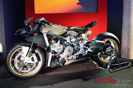 Ducati Eicma 2013