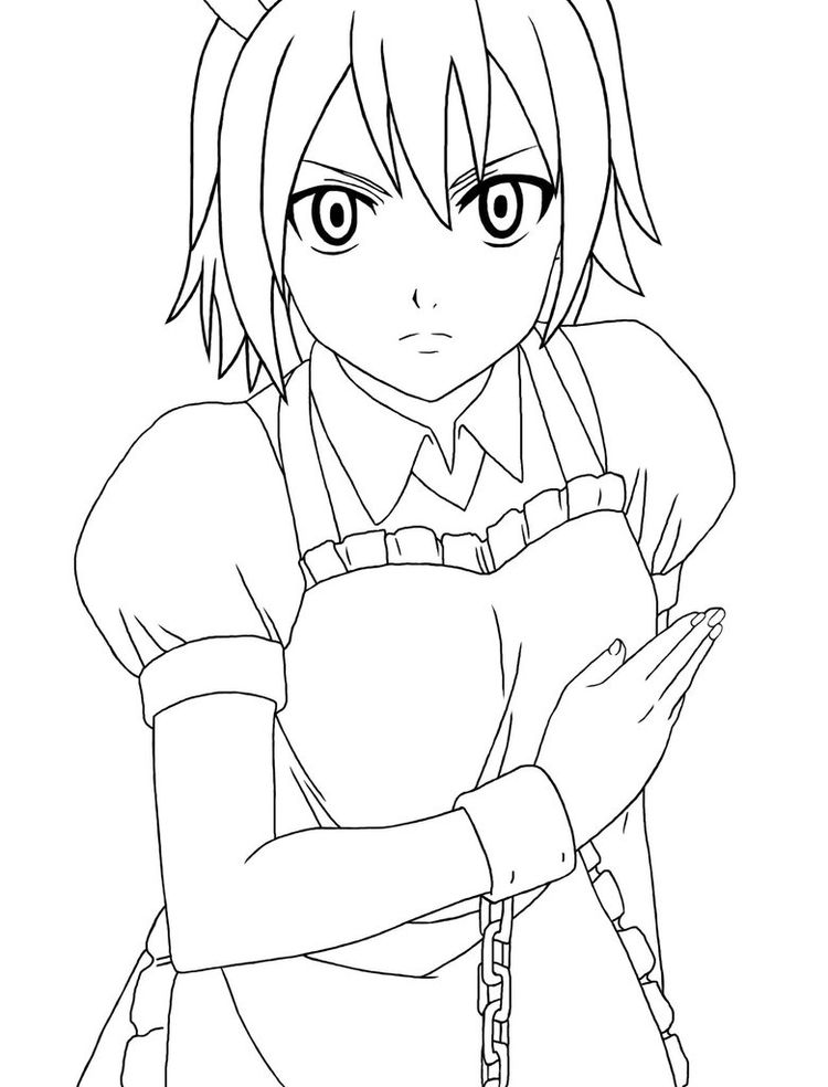 Fairy Tail Coloring Pages Google Search
