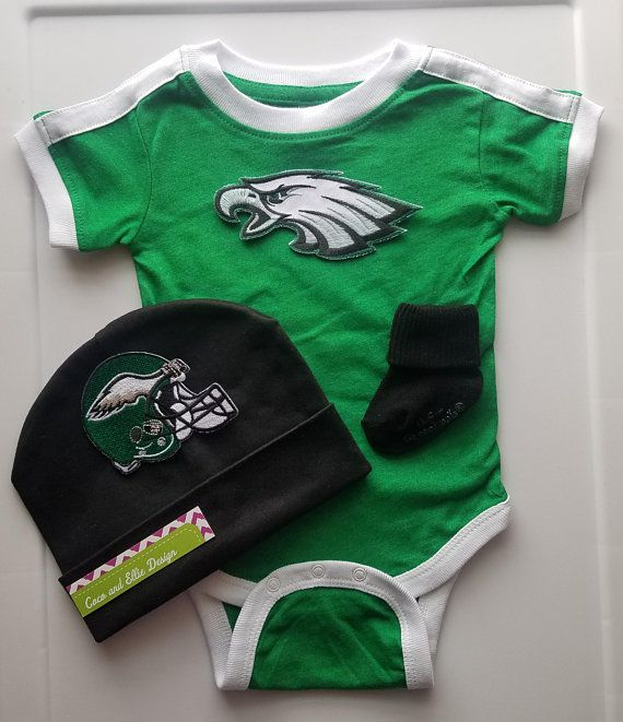 sports shoes 85679 33ca2 Philadelphia eagles baby outfit,philly eagles baby,newborn