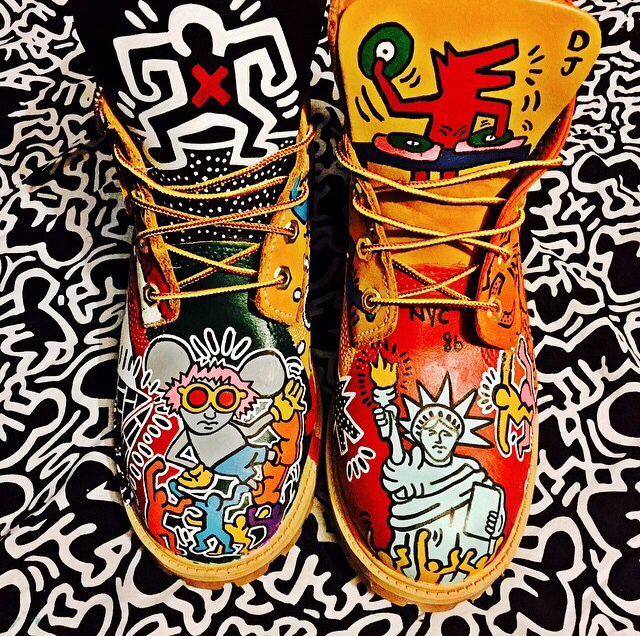 10+ Custom Timbs ideas | custom shoes