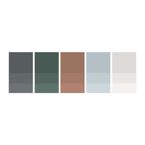 15 Minimalist Color Palettes to Jump Start Your Creative Bu