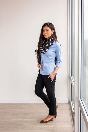 Easy and Stylish Work Outfits • Leslie Friedman Image ConsultingArtboard 1gray_x