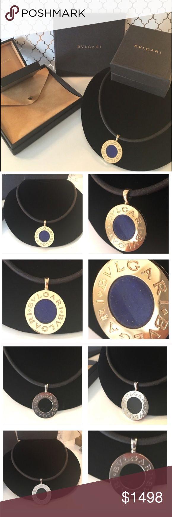 5011b9f6fc5 Spotted while shopping on Poshmark  ⭐️BULGARI 18kt GOLD PENDANT  NECKLACE  💯AUTHENTIC!  poshmark  fashion  shopping  style  Bulgari  Jewelry