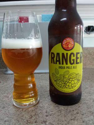 Beer Review: New Belgium Ranger IPA