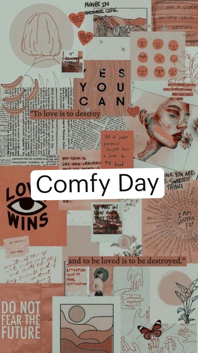 Comfy Day An Immersive Guide By Audrey