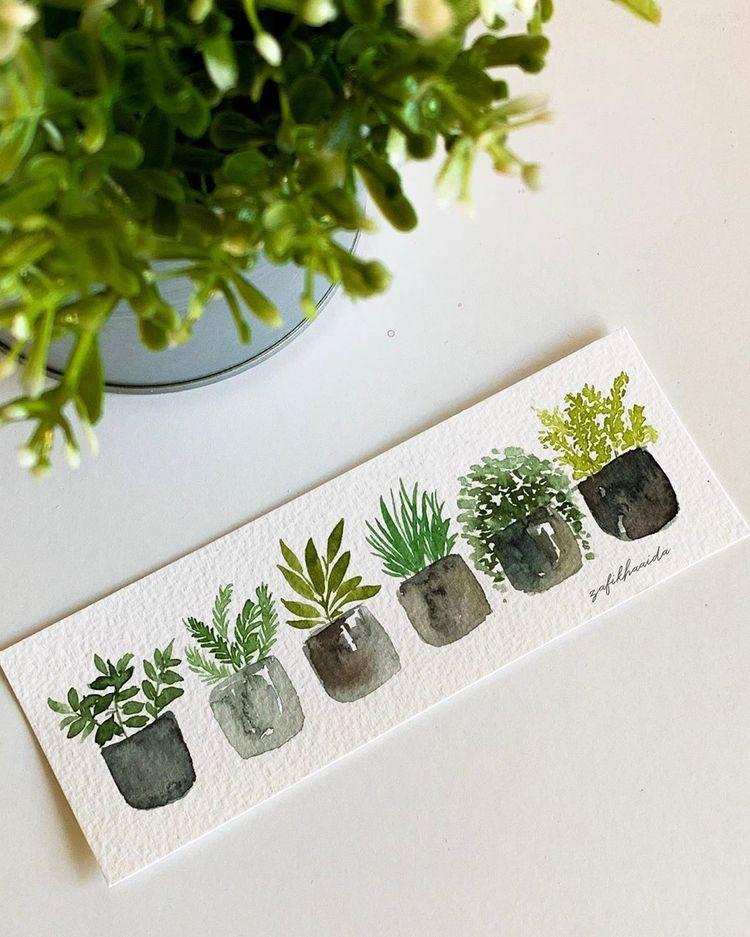 -   - #pottedplants #succulents