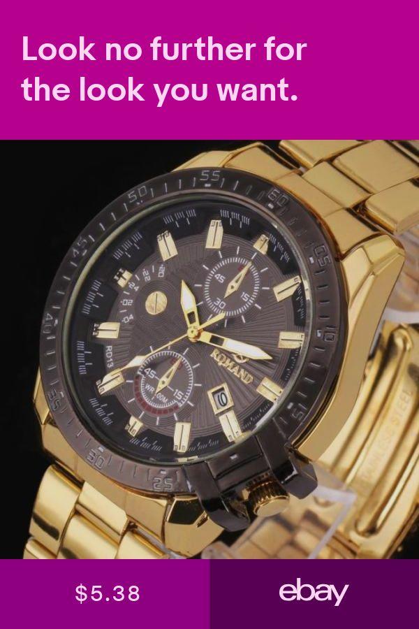 dc7e3fc9af8 Wristwatches Jewelry   Watches  ebay