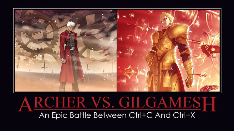 fate stay night unlimited blade works memes - Google Search