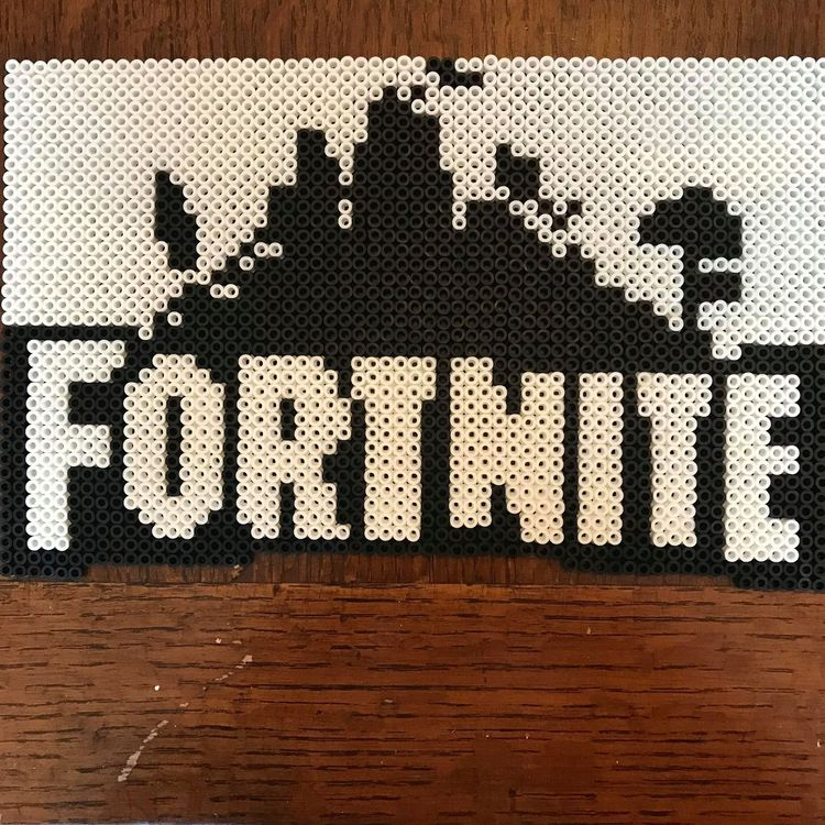 Pixel Art Facile Fortnite