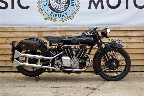 1930 Brough Superior 680